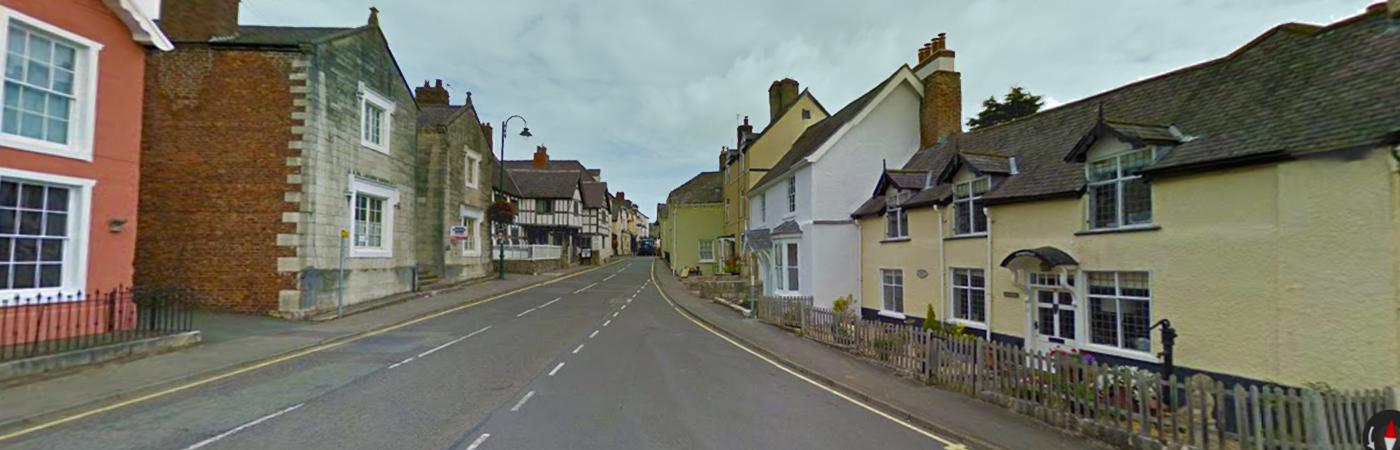 Castle Street Ruthin